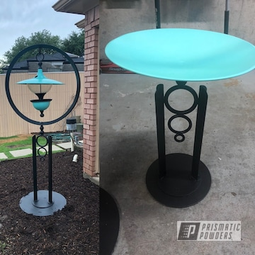 Powder Coated Refinished Patio Furniture