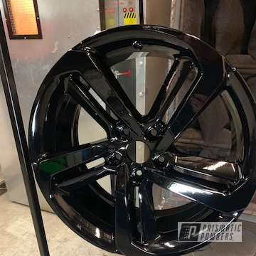Powder Coated 20 Inch Aluminum Honda Wheels