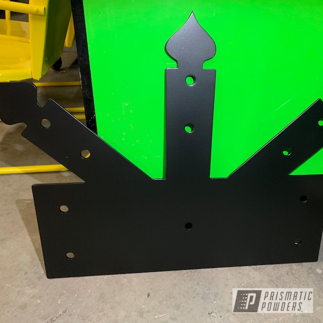 Powder Coating: Matte Black PSS-4455,bolts and fittings,Hardware,Miscellaneous