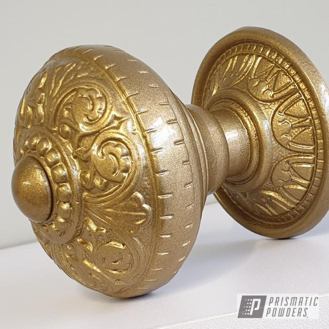 Powder Coating: Gold Smith EMB-2573,Antique,Clear Vision PPS-2974,Escudo,Knob,Door Hardware,door