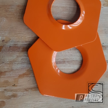 Powder Coated Miscellaneous Parts