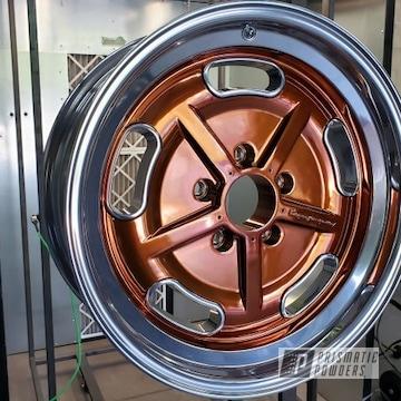 Powder Coated Wheels American Racing Wheels Wheels Copper