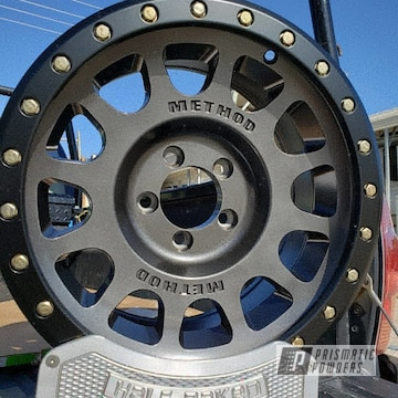 Powder Coated Method Jeep Rims