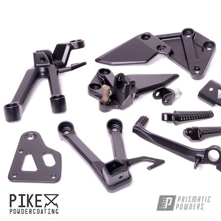 Powder Coating: SV650,BLACK JACK USS-1522,Motor Bike Parts,Suzuki,Motorcycles