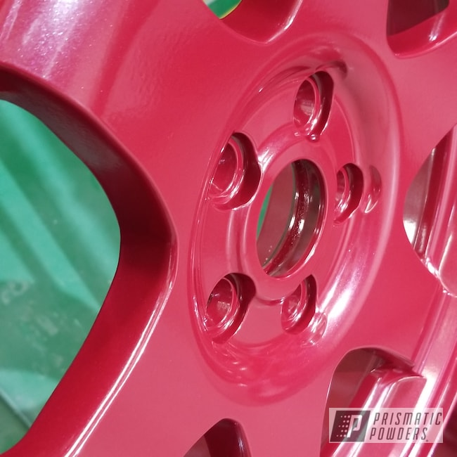 Powder Coating: Wheels,Automotive,Custom Rims,Vintage Bling PMB-10009