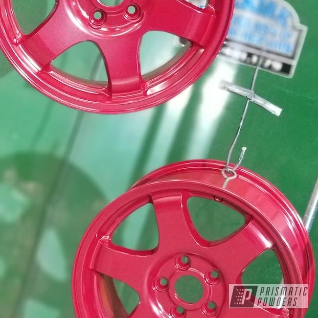 Powder Coating: Wheels,Automotive,Custom Rims,Vintage Bling PMB-10009