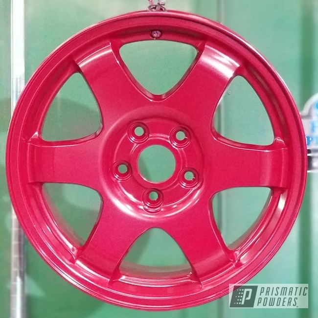 Powder Coated Custom Rims
