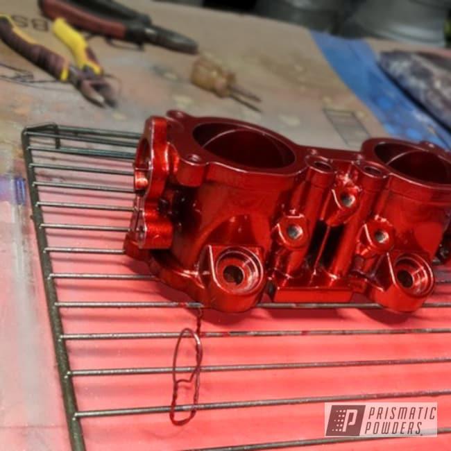 Powder Coated Subaru Wrx Tumble Generator Valve
