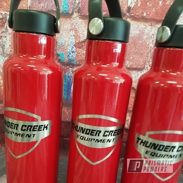 Powder Coated Custom Hydro Flask