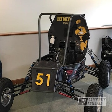 Powder Coated Mud Runner Race Chassis