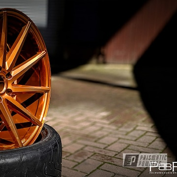 Powder Coated Veemann Vc7 20 Inch Wheels