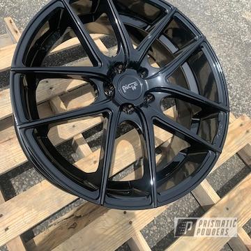 Powder Coated 20 Inch Niche Wheels