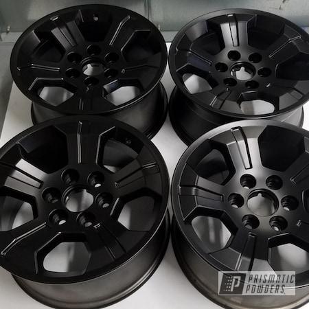 "Powder Coating: Wheels,Automotive,Stone Black PSS-1168,Aluminium Wheels,20"",20"" Aluminum Wheels"