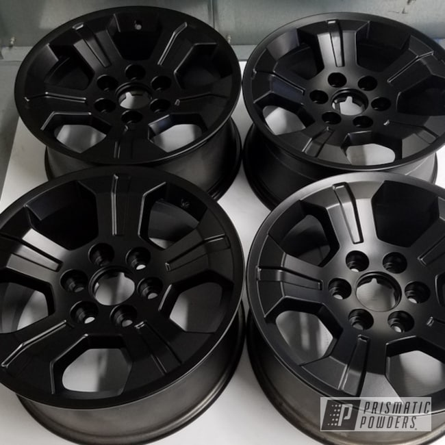 "Powder Coating: Wheels,Automotive,Stone Black PSS-1168,Aluminium Wheels,20"",20"" Aluminum Wheels"