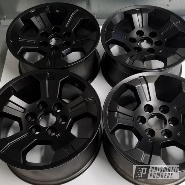 Powder Coated 20 Inch Aluminum Wheels