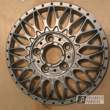 Powder Coated Bmw Bbs Wheels