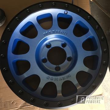 Powder Coated 20 Inch Method Wheels