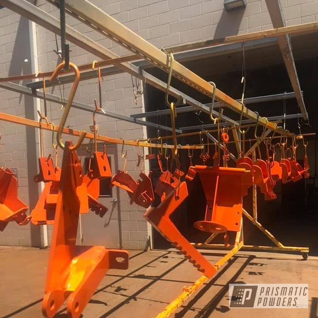 Powder Coating: Automotive,Clear Vision PPS-2974,Chevrolet,GMC,Illusion Orange,Orange,Illusion Orange PMS-4620,Suspension