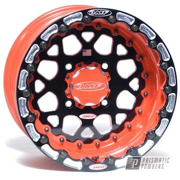 Powder Coated Omf Wheels