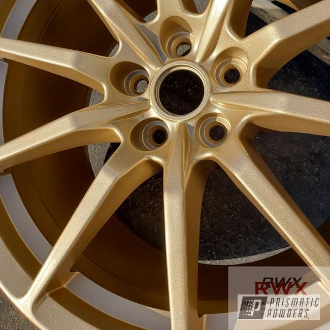 "Powder Coating: Powder Coated Wheels,20"",Mustang Wheels,Ford Mustang,Ford,Agoldszio HMB-6580,Mustang,20"" Wheels"