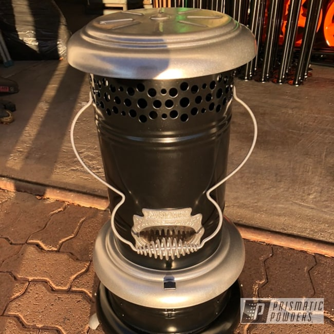 Powder Coating: BMW Silver PMB-6525,Matte Black PSS-4455,Antique,Powder Coated Stove,Miscellaneous