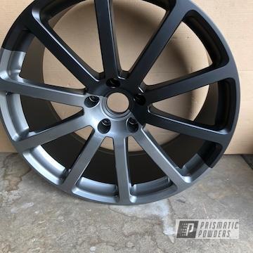 Powder Coated Two Tone Display Rim