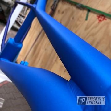 Powder Coated Custom Mountain Bike Frames