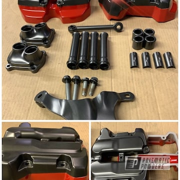 Powder Coated Harley Davidson Road Glide Parts