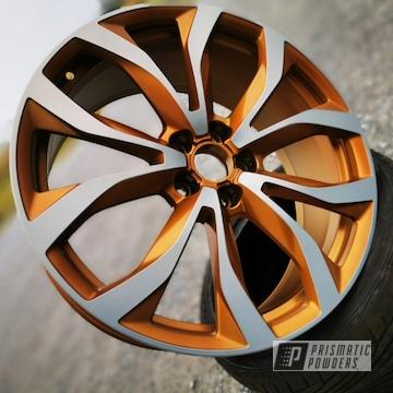 Powder Coated Audi Rs6 Rs 20 Inch Wheels
