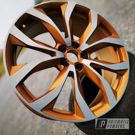 "Powder Coating: Wheels,Automotive,Super Chrome,20"",Matte Finish,SUPER CHROME USS-4482,Gonze PPS-6987,Audi,RS,20"" Aluminum Wheels,Audi RS06,Two Tone,Casper Clear PPS-4005"