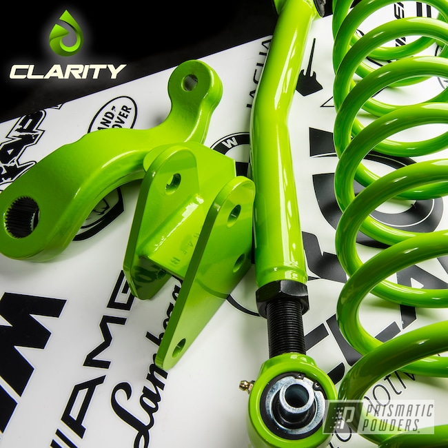 Powder Coating: liftkit,Off-Road,Jeep,RAL 6018 RAL-6018,Wrangler,driveclarity,Suspension