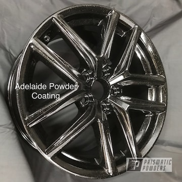 Powder Coated 18 Inch Alloy Rims