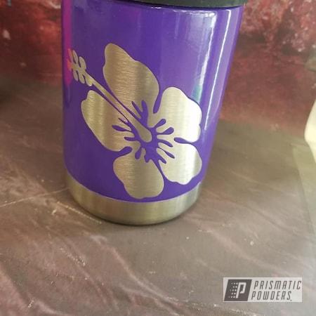 Powder Coating: Drinkware,Can Koozie,Crimson Purple PMB-2054