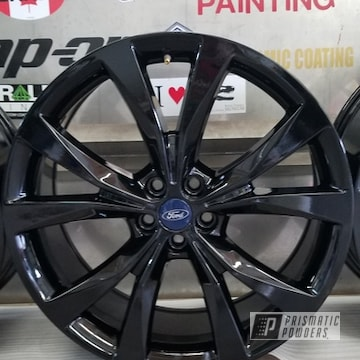 Powder Coated Ford 20 Inch Wheels