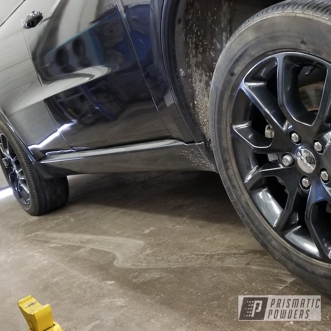 "Powder Coating: Wheels,Automotive,Ink Black PSS-0106,20"",20"" Aluminum Wheels"