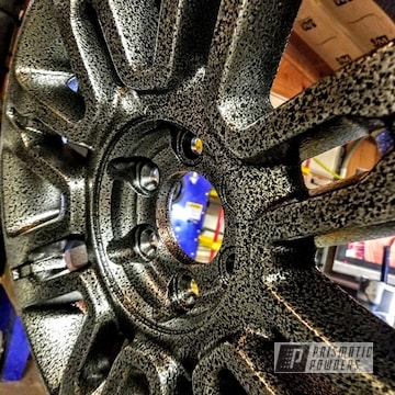 Powder Coated Ford F150 Wheels