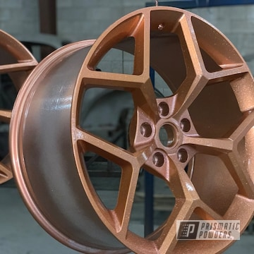 Powder Coated 20 Inch Chevy Camaro Z28 Wheels