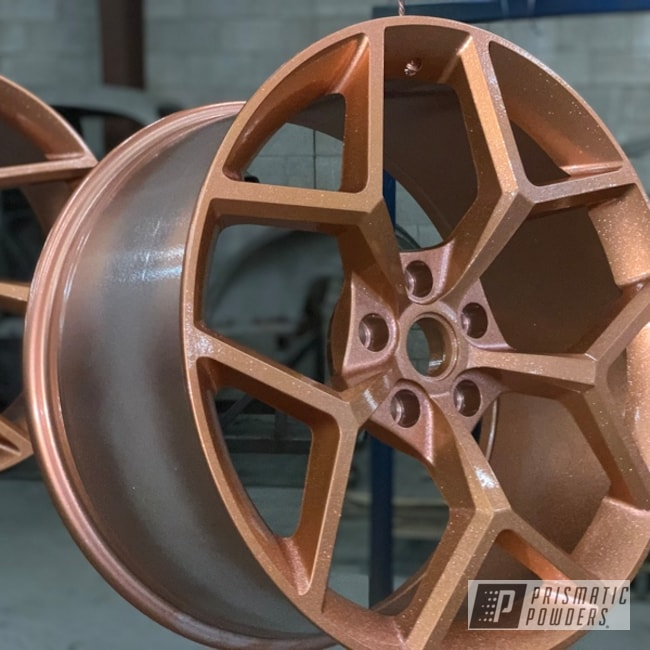 Powder Coated 20 Inch Chevy Camaro Z28 Wheels