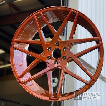 Powder Coated 24 Inch Chevy Wheels