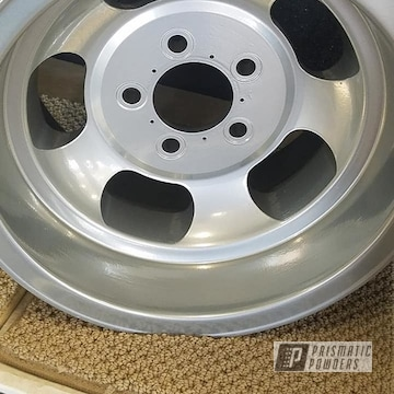 Powder Coated 15 Inch Aluminum Rims