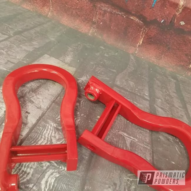 Powder Coating: Automotive,Tow Hooks,RAL 3002 RAL-3002,4WD,Automotive Parts