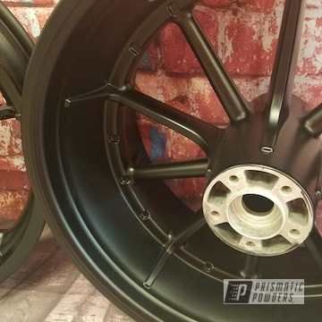 Powder Coated Harley Davidson Aluminum Rims