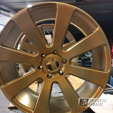 Powder Coated 19 Inch Dub Rims