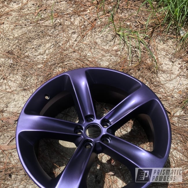 Powder Coated 20 Inch Dodge Challenger Rims
