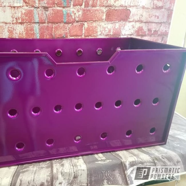 Powder Coating: Illusion Powder Coating,Clear Vision PPS-2974,Child's Play,Illusion Violet PSS-4514,Toy Box,Miscellaneous