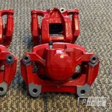 Powder Coated Custom Brake Calipers