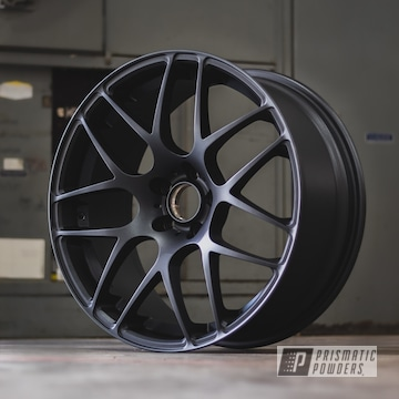 Powder Coated 20 Inch Audi Wheels