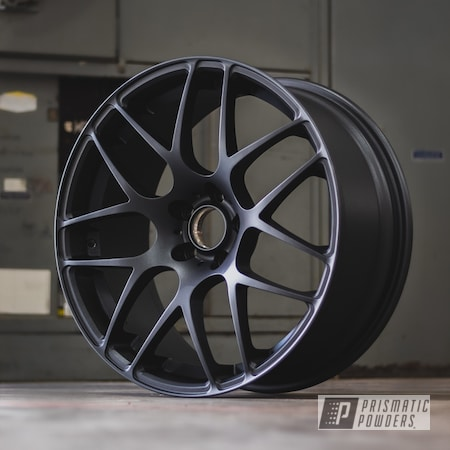 "Powder Coating: Wheels,VMR 20x9,Automotive,STERLING BLACK UMB-1204,Audi,20"",RS 5,Aftermarket,20"" Wheel"