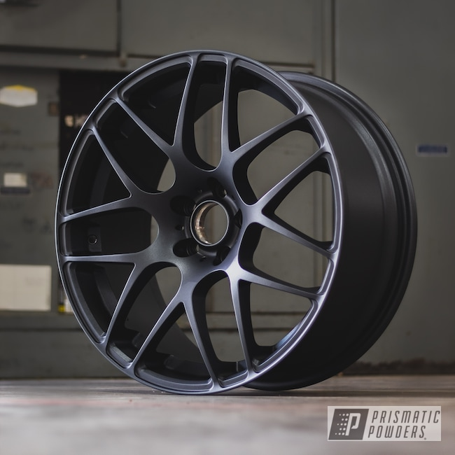 "Powder Coating: Wheels,VMR 20x9,Automotive,STERLING BLACK UMB-1204,Audi,20"",RS 5,Aftermarket,20"" Wheel"