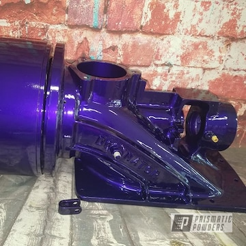 Powder Coated Jet Boat Pump